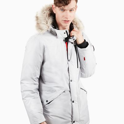 Scar+Ridge+Expedition+Parka+for+Men+in+Pale+Grey