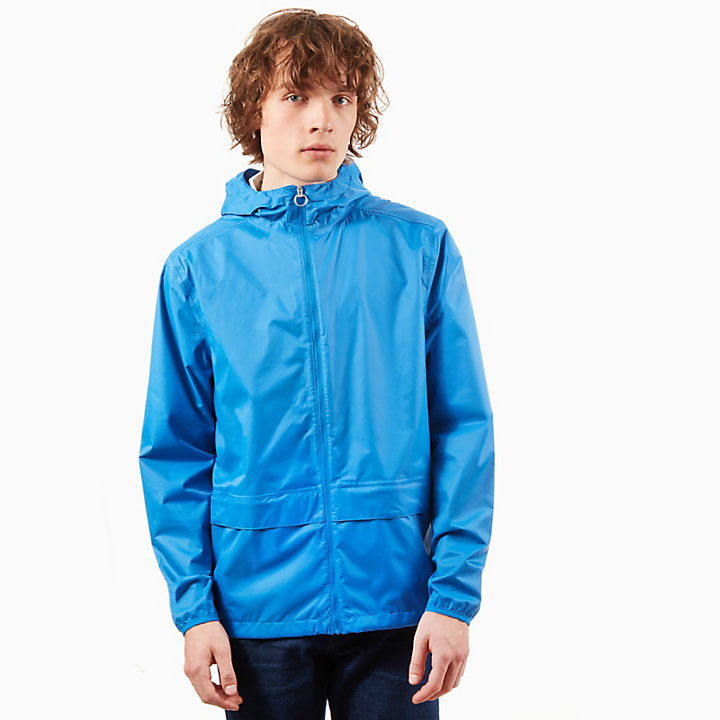Mount Bond Windbreaker for Men in Blue-