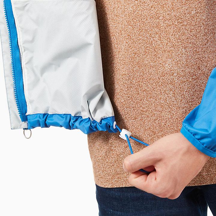 Mount Bond Windbreaker for Men in Blue-