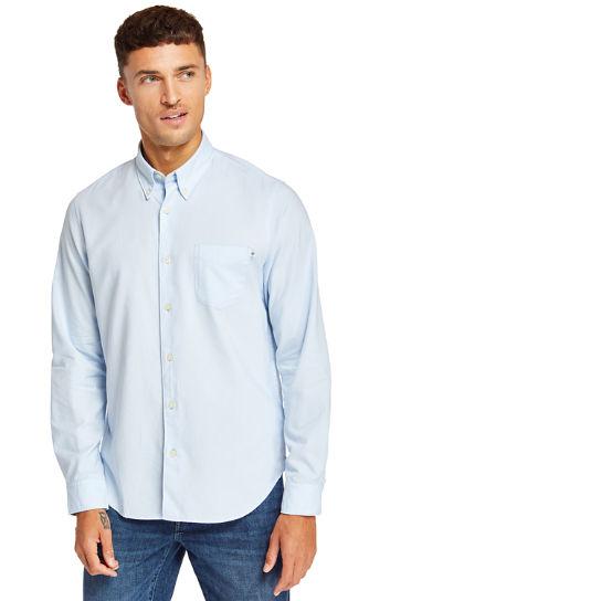 Camicia da Uomo Gale River Blu  6af60159aa7