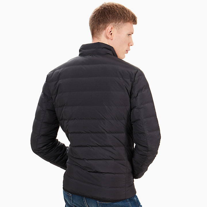 Bear Head Jacket for Men in Black-