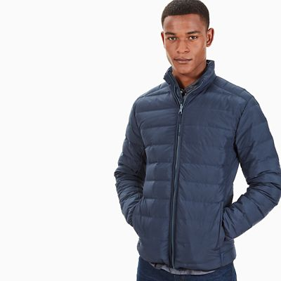Bear+Head+Jacke+f%C3%BCr+Herren+in+Navyblau
