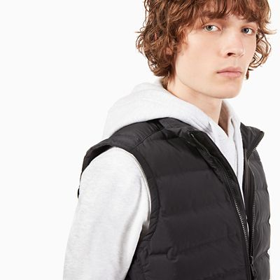 Bear+Head+Vest+for+Men+in+Black