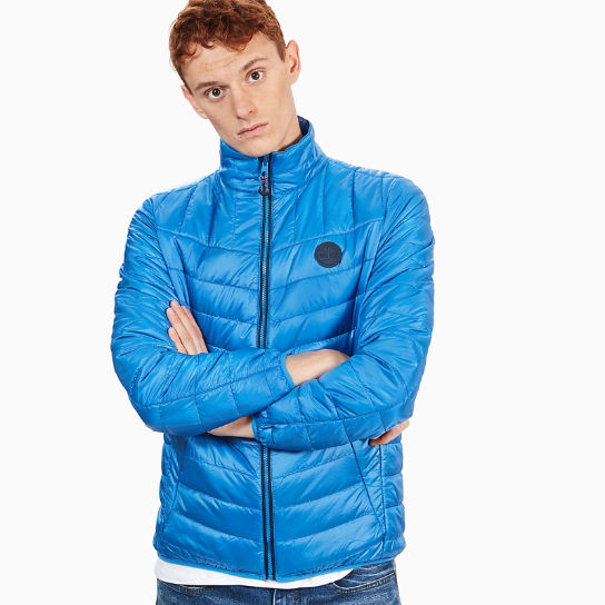Skye Peak Jacket for Men in Blue | Timberland