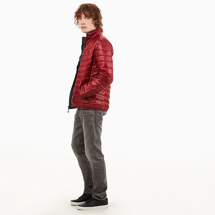 Skye Peak Jacket for Men in Red-