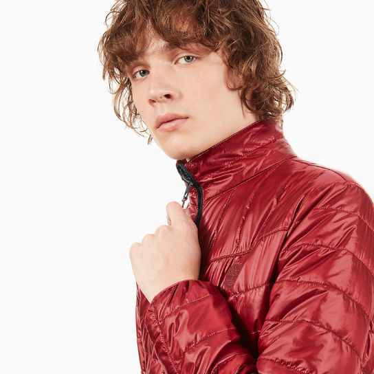Skye Peak Jacket for Men in Red | Timberland