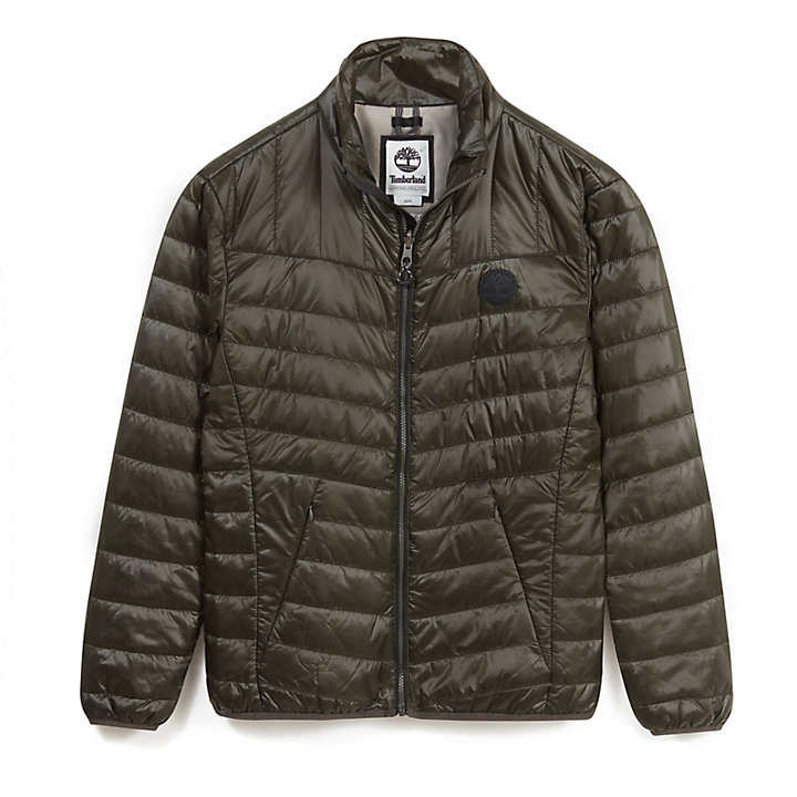 Skye Peak Jacket for Men in Dark Green-