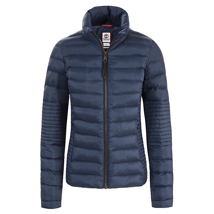 Lightweight Quilted Jacket for Women in Navy-