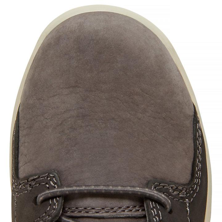 Flyroam Leather Hiker Boot Bambino (dal 30,5 al 35) Grigio ardesia-