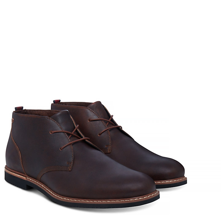 Chukka da Uomo Brook Park Marrone-