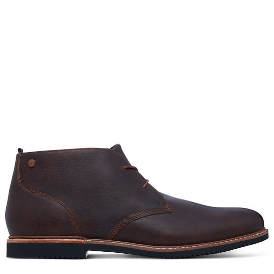 Brook Park Chukka for Men in Brown | Timberland