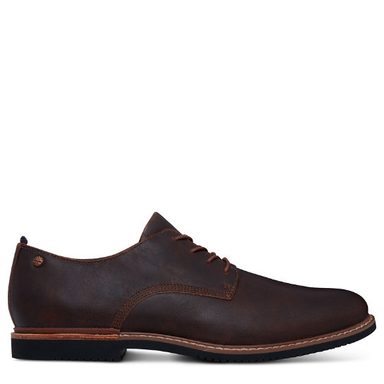 Brook Park Oxford for Men in Brown | Timberland