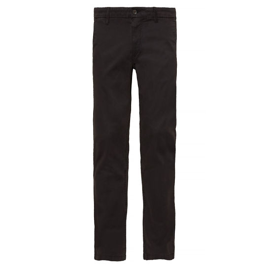 Men's Sargent Lake Stretch Chinos Black | Timberland