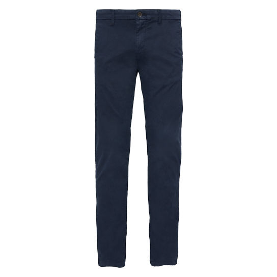 Men's Sargent Lake Stretch Chinos Navy | Timberland