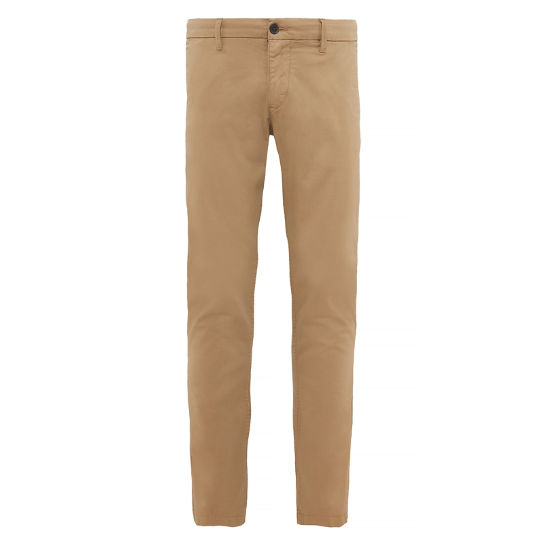 Sargent Lake Stretch Chinos Heren Kaki | Timberland