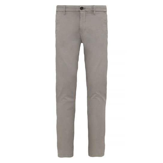 Men's Sargent Lake Stretch Chinos Grey | Timberland