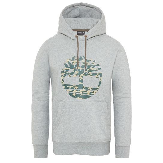 designer fashion 918af 717bd Oyster River Hoodie für Herren in Grau