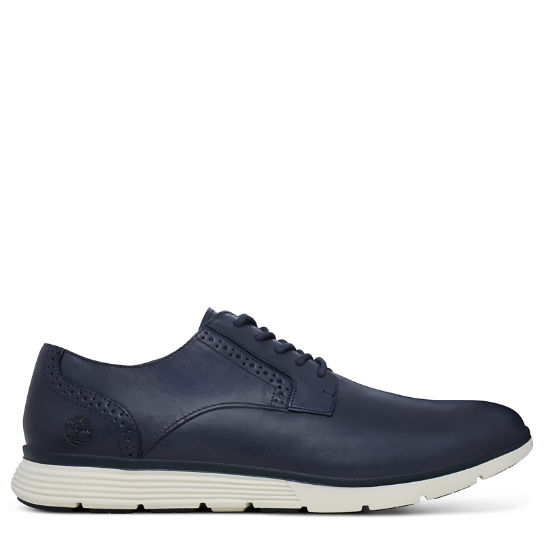 Men's Franklin Park Plain Toe Oxford Navy | Timberland