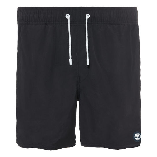 Men's Sunapee Lake Swim Shorts Black | Timberland