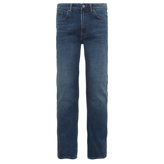 Squam Lake Stretch Jeans for Men in Indigo | Timberland