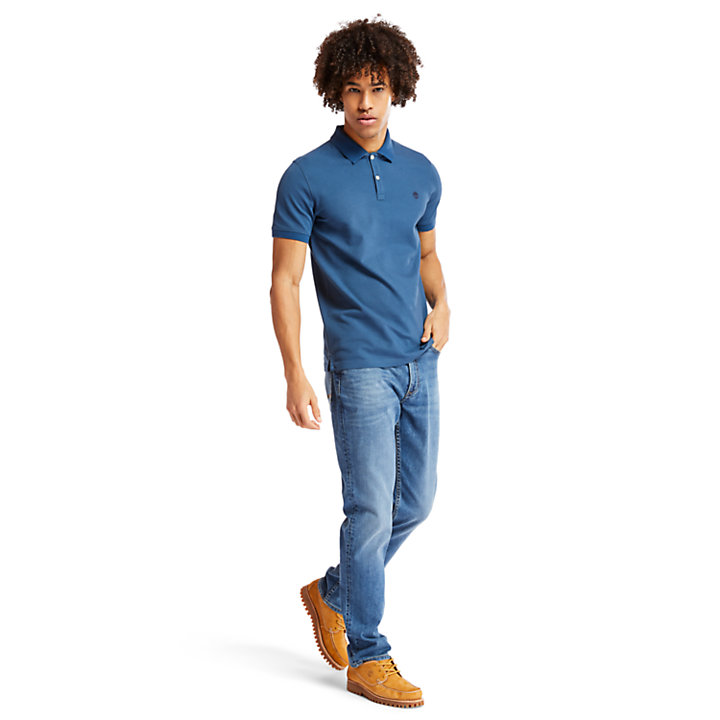 Sargent Lake Stretch Jeans voor Heren in blauw-