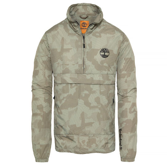 Pullover Jacket Camuflaje Hombre | Timberland