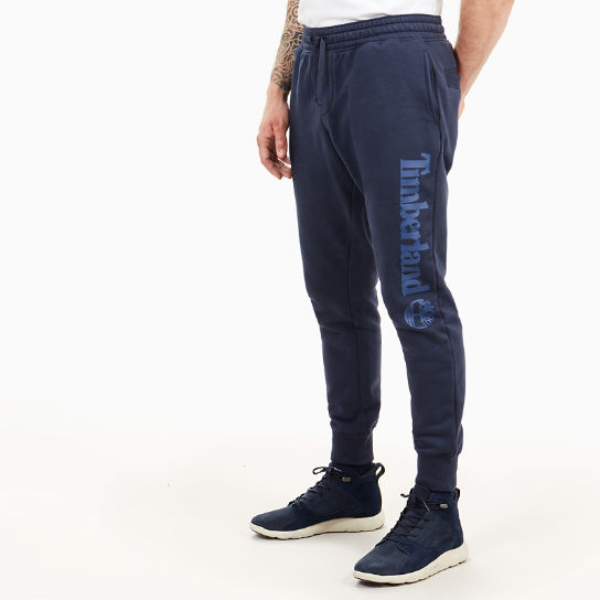 Jogging Bottoms for Men in Navy | Timberland