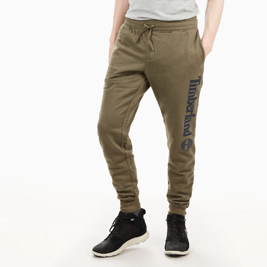 Jogging Bottoms for Men in Grey | Timberland