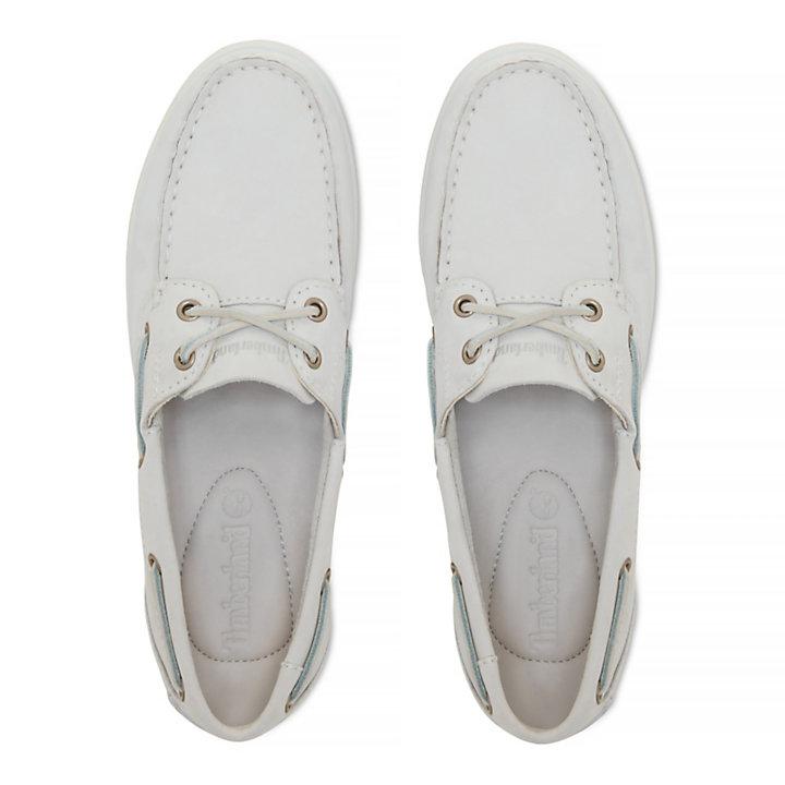 Damen Classic Bootsschuh Weiß | Timberland