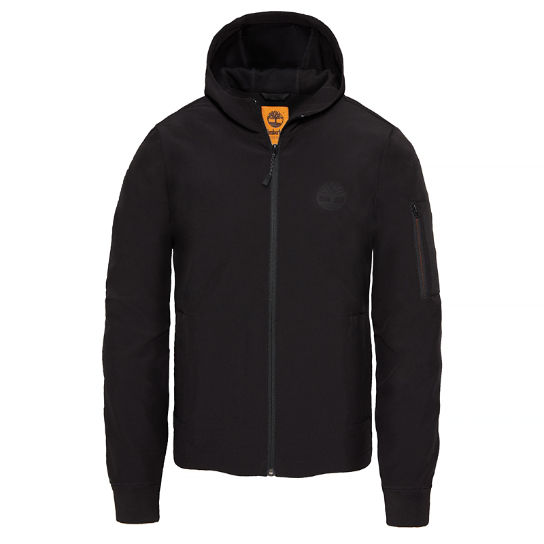 Hooded Jacket Zwart Heren | Timberland