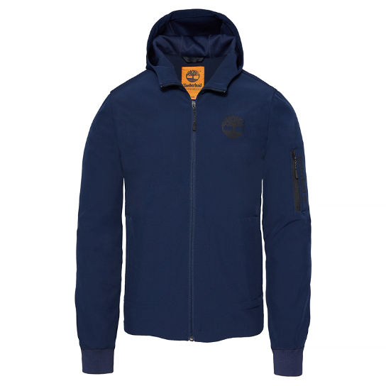 Men's Hooded Jacket Navy | Timberland