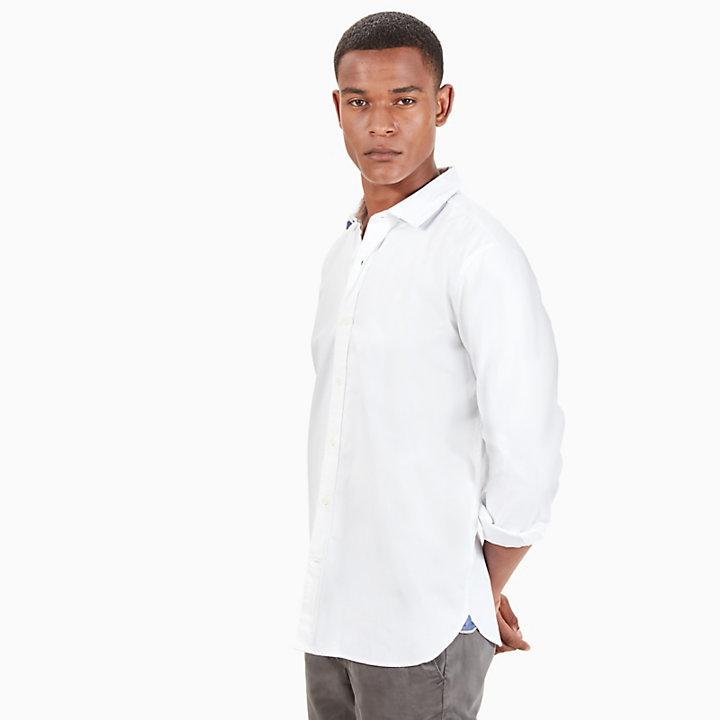 Camicia da Uomo Wellfleet Bianca-