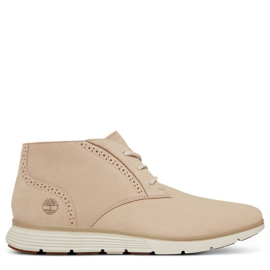 Men's Franklin Park Brogue Chukka Taupe | Timberland