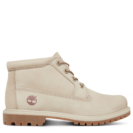 Nellie Chukka for Women in Grey | Timberland