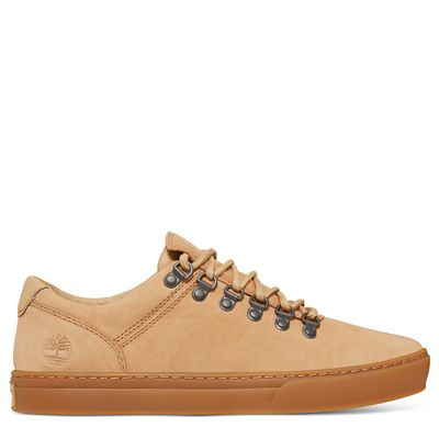 Adventure+2.0+Cupsole+Oxford+voor+Heren+in+Beige
