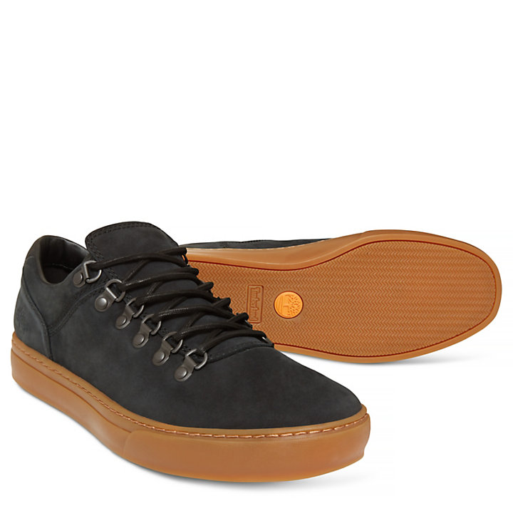 Adventure 2.0 Cupsole Oxford voor Heren in Zwart-