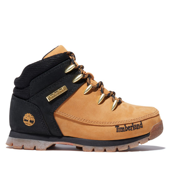 Euro Sprint Hiker for Toddler in Yellow | Timberland