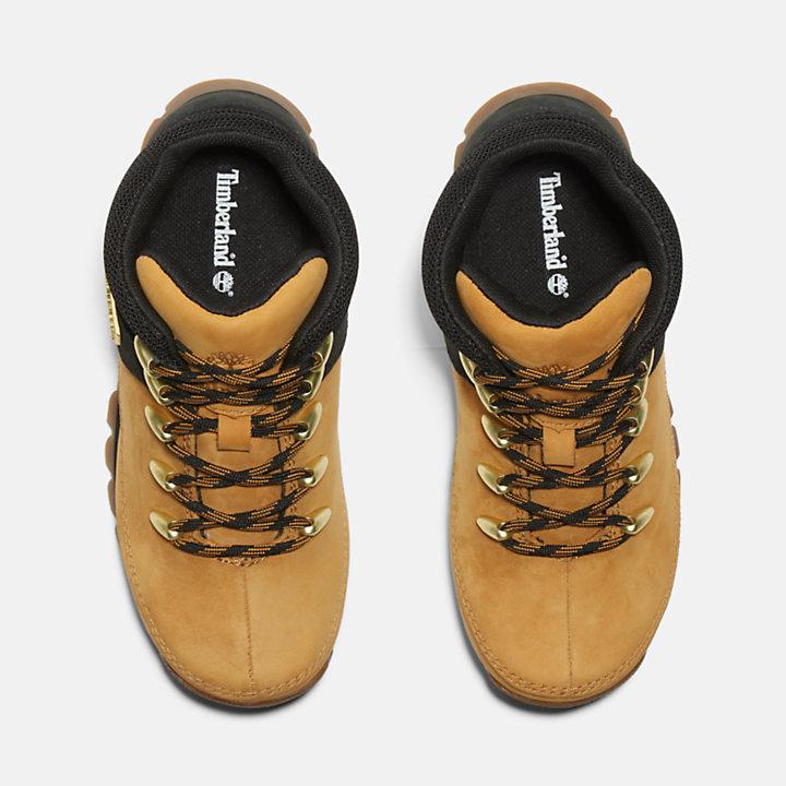 Euro Sprint Hiker Boot voor Kids in Geel/zwart-