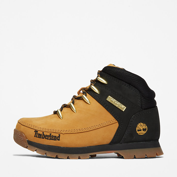 Euro Sprint Hiker for Youths in Yellow/Black-