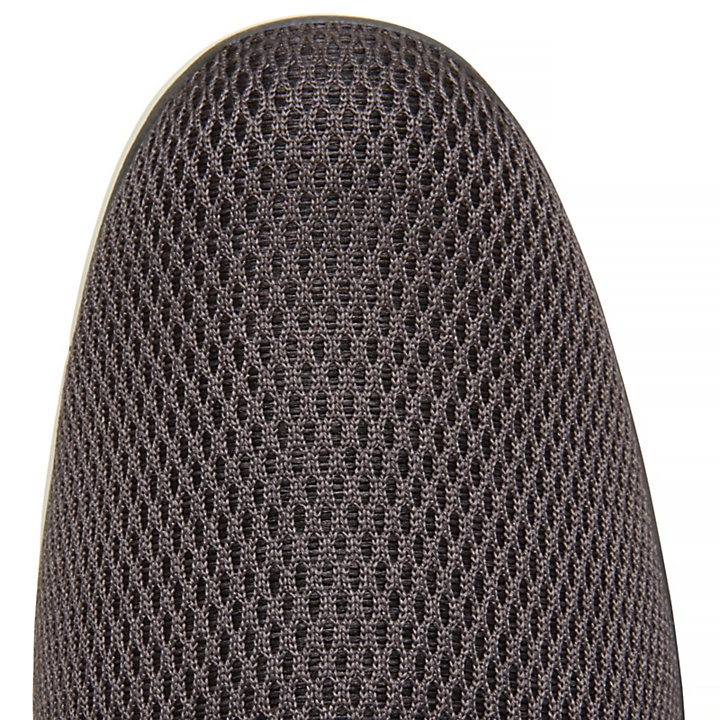 Men's Killington Leather/Fabric Trainer Grey-