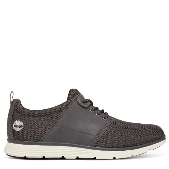 Killington Leather/Fabric Trainer Heren Grijs | Timberland