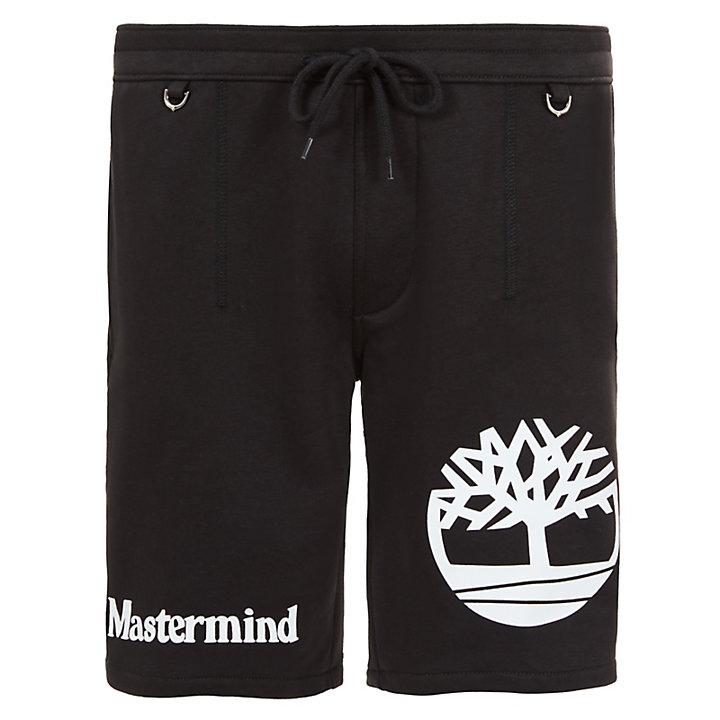 Pantalón Corto Timberland® x mastermind para Hombre en Negro-