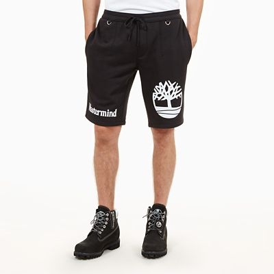 Timberland%C2%AE+x+mastermind+Shorts+for+Men+in+Black