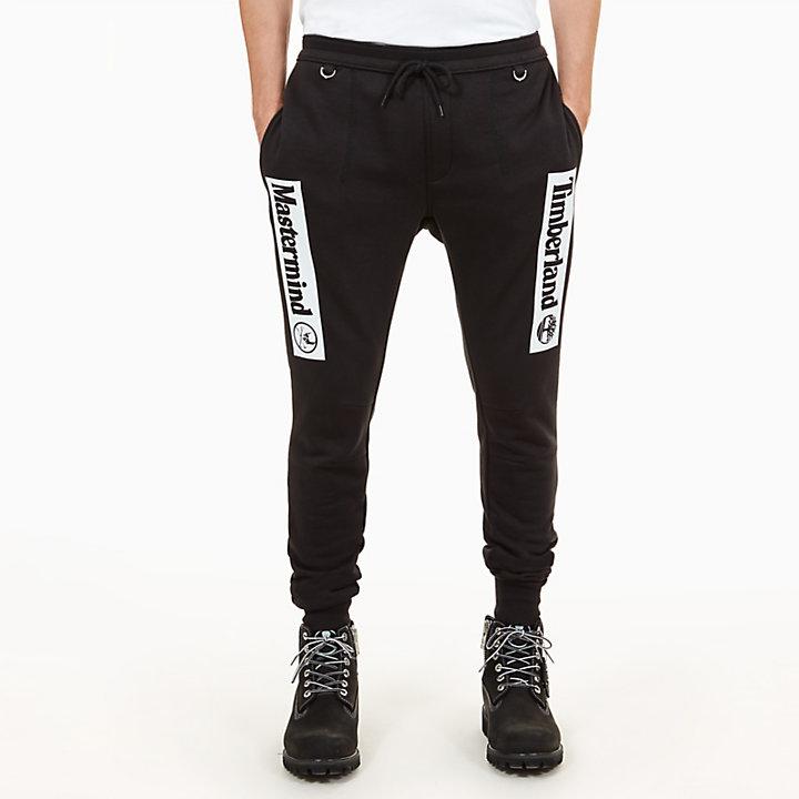 Pantalón de Chándal Timberland® x Mastermind para Hombre en Negro-