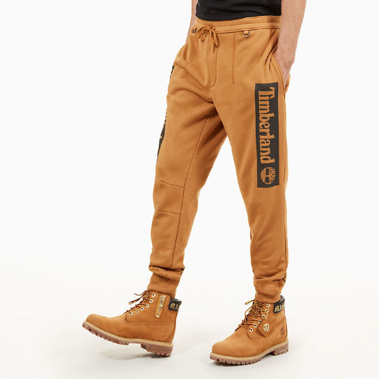 gran descuento fotos oficiales nueva precios más bajos Pantalón de Chándal Timberland® x mastermind para Hombre en Amarillo