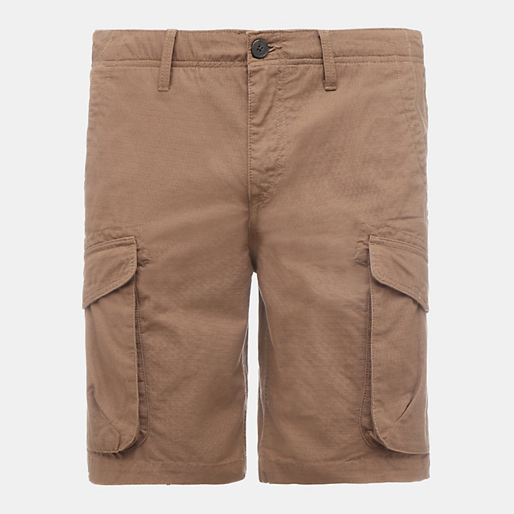 Webster Lake Cargo Short voor Heren in beige-