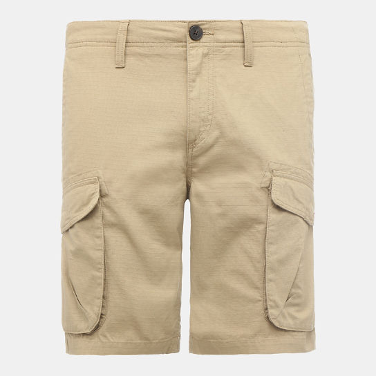 Webster Lake Cargo Shorts for Men in Khaki | Timberland