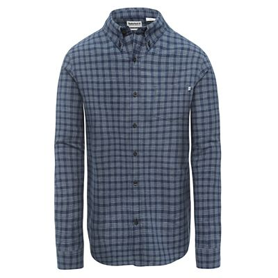 Taylor+River+Eclectic+Shirt+for+Men+in+Indigo
