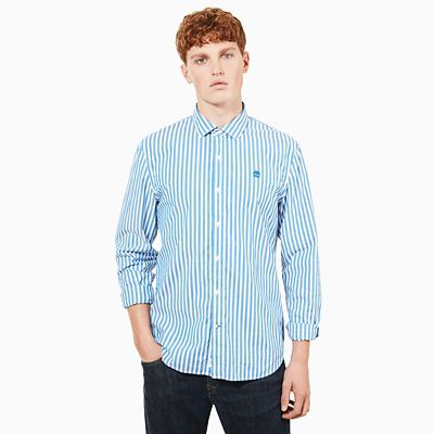 Eastham+River+Eclectic+Shirt+for+Men+in+Blue