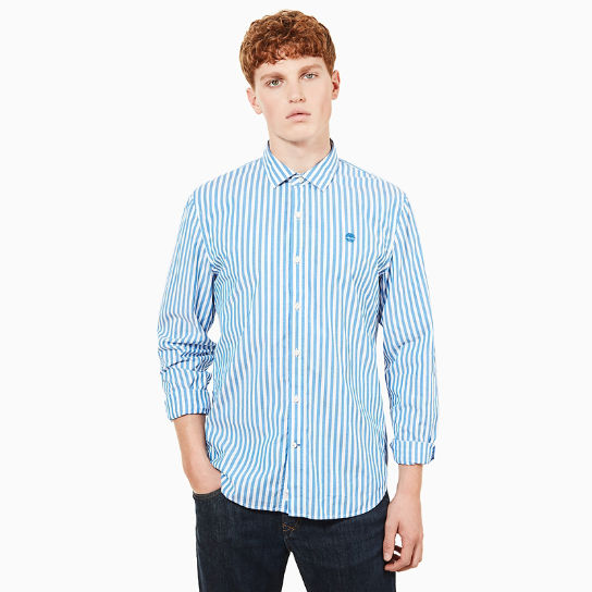 Eastham River Eclectic Shirt for Men in Blue | Timberland